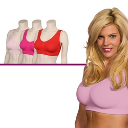 3 Reggiseni Slim n' Lift Aire Bra COLOR S (tg 1)