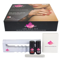Mediashopping - Gelled Led Nail Kit