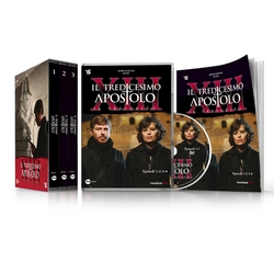 Il Tredicesimo Apostolo - Il Tredicesimo Apostolo - stag. 1 (3 DVD + booklet)