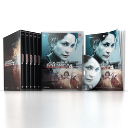 Squadra Antimafia - Squadra Antimafia - stag. 4 (5 DVD + booklet)