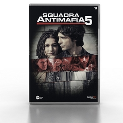 Squadra Antimafia - Squadra Antimafia - stag. 5 (5 DVD + booklet)