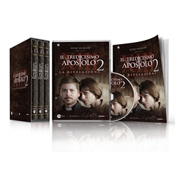 Il Tredicesimo Apostolo - Il Tredicesimo Apostolo - stag. 2 (3 DVD + booklet)