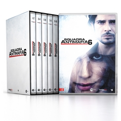 Squadra Antimafia - Squadra Antimafia - stag. 6 (5 DVD + booklet)