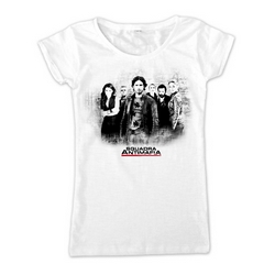 Squadra Antimafia - T-shirt Squadra Antimafia, donna S
