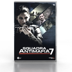 Squadra Antimafia - Stag. 7 (5DVD + booklet)