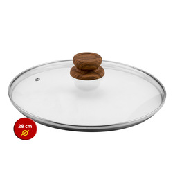 Mediashopping - Coperchio Copper Stone 28 cm