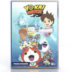 Yo-kai watch - Yo-kai watch - Stagione 1 (6 DVD + booklet)