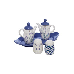 Mediashopping - Set menage in ceramica