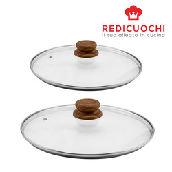 Redicuochi - Set 2 Coperchi Copper Stone