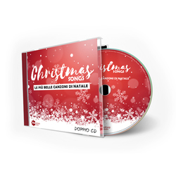 2 CD CHRISTMAS SONG - Le più belle canzoni di Natale