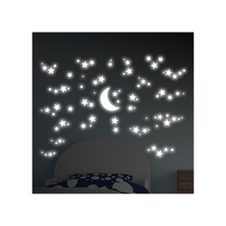 Mediashopping - Decorazione adesiva Starry Night