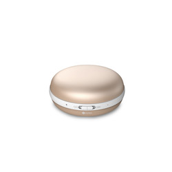 Mediashopping - Scaldamani e power bank macaron - colore oro