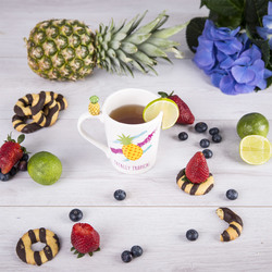 Mediashopping - Tazza tropical con ananas