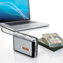 Convertitore musicassette in formato mp3