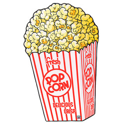 Mediashopping - Telo pop-corn