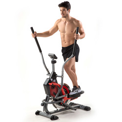 Mediashopping - Ellittica Double Action Fitness