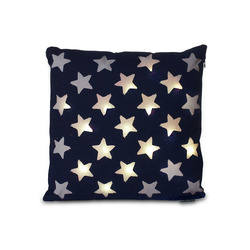 Mediashopping - Cuscino LED Stelle