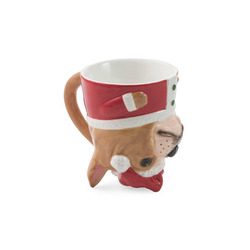 Mediashopping - Tazza reversibile bulldog