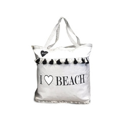 Mediashopping - Borsa mare I love beach
