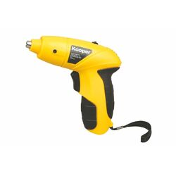 Mediashopping - Set mini avvitatore 3.6 v litio brico giallo