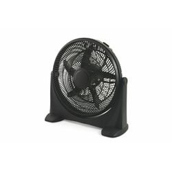 Mediashopping - Ventilatore box 90 watt nero