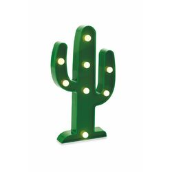 Mediashopping - Cactus c/8 led 25cm