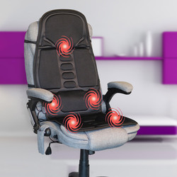 Mediashopping - Schienale massaggiante Robotic Cushion Massage