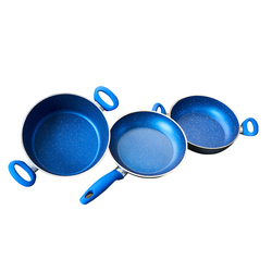 Mediashopping - Set Pentole Blue Rock
