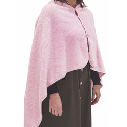 Mediashopping - Poncho Coral Fleece