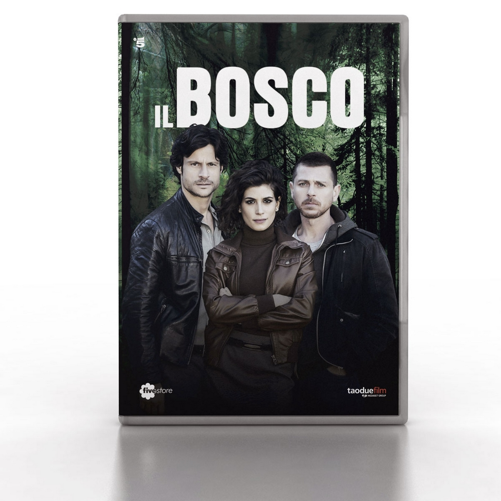 Il Bosco (2DVD + booklet)