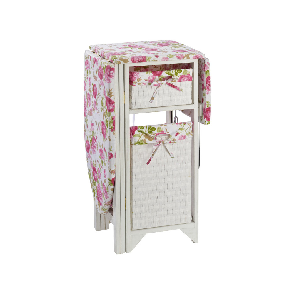 Mobiletto Stiro Rose