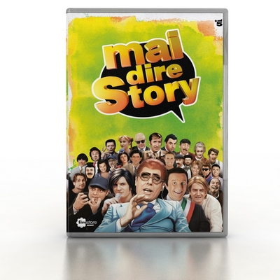 Mai dire Story - stag. 1 (10 DVD + booklet)