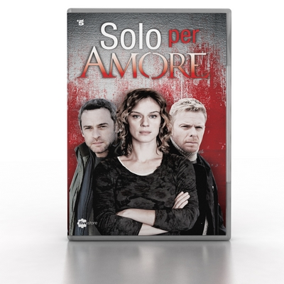 Image of Solo per amore (4 DVD + booklet)